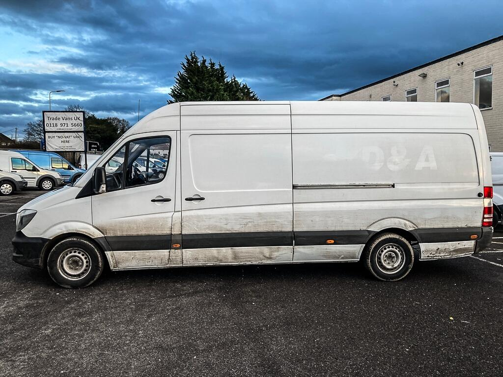 Mercedes Sprinter WP65 EZN