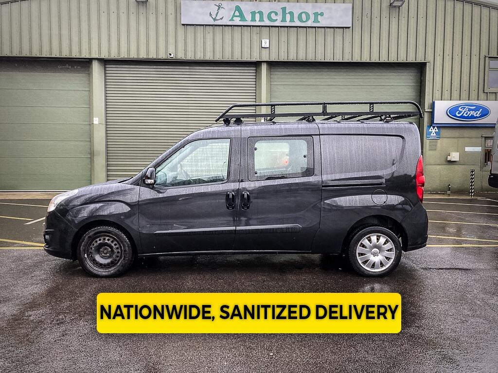 Vauxhall Combo SK63 NBY