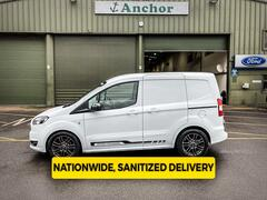 Ford Transit Courier GJ67 YMO