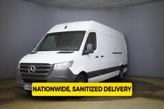 Mercedes Sprinter KW68 VWK