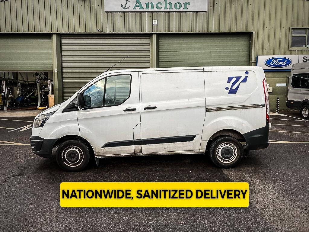 Ford Transit Custom MJ13 FNN