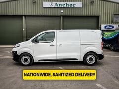 Citroen Dispatch LD17 OVU