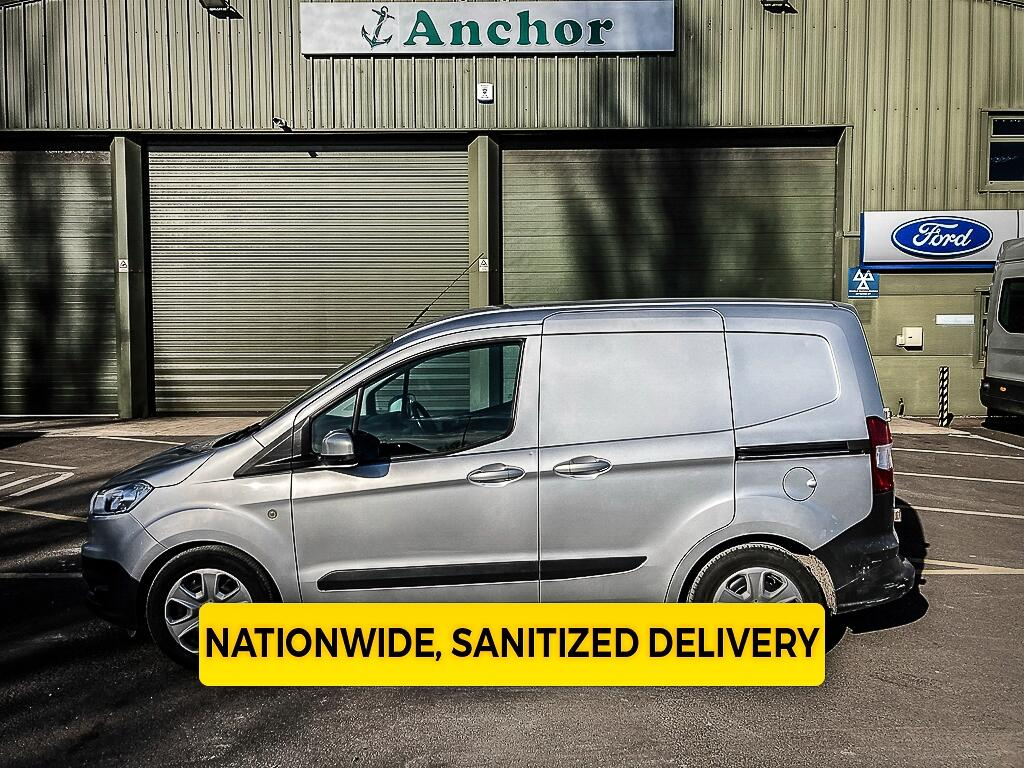 Ford Transit Courier VE64 OZP