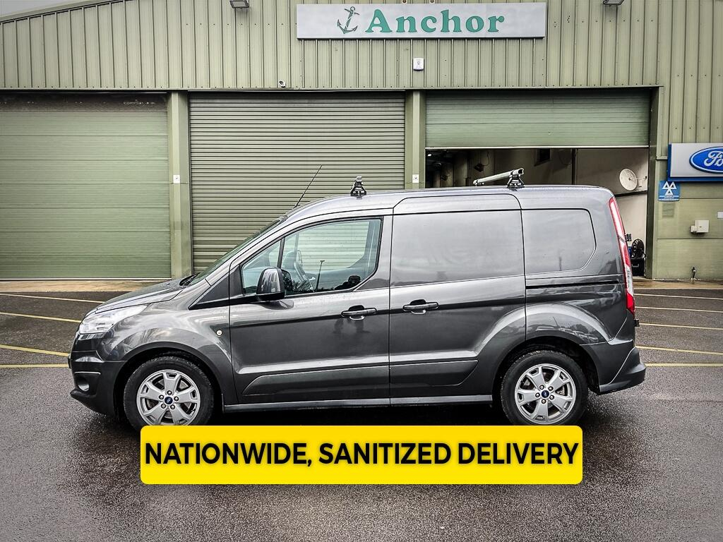 Ford Transit Connect BP16 ELX