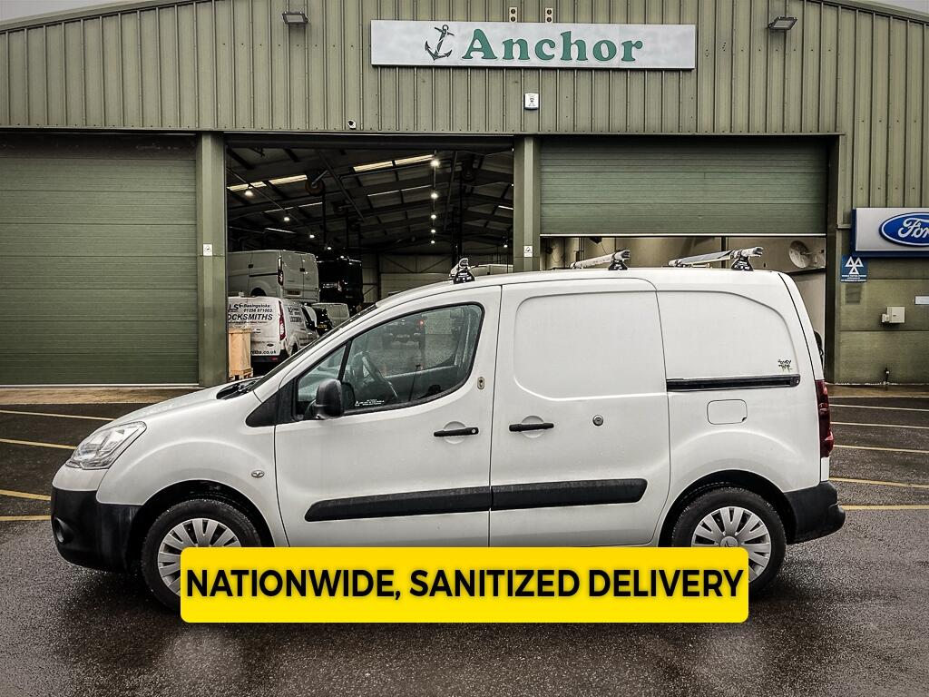 Citroen Berlingo LD64 UBO