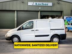 Citroen Dispatch YT63 VTN