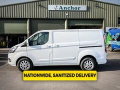 Ford Transit Custom CX20 ZKK