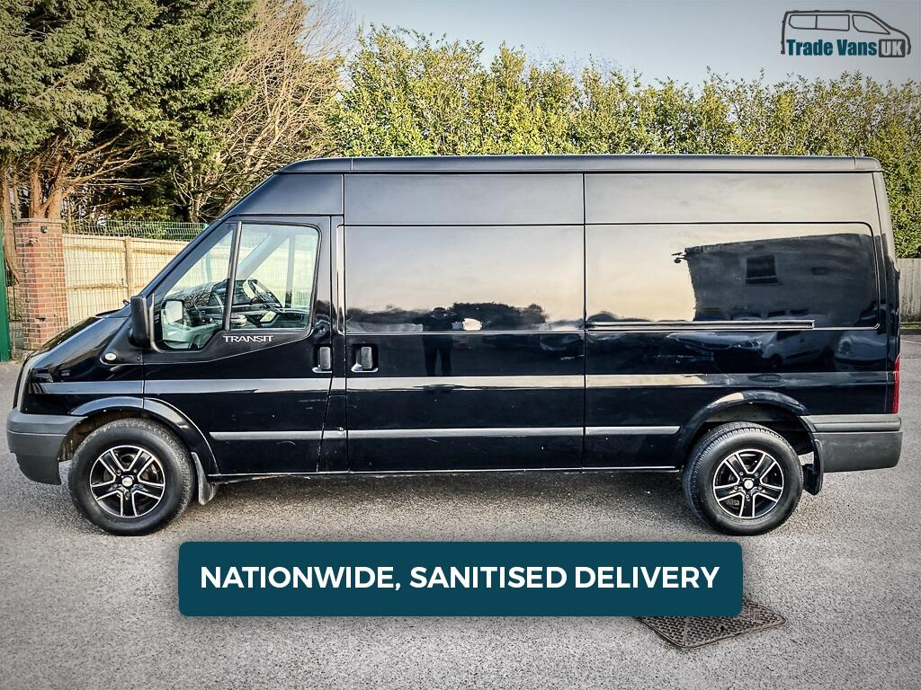 Ford Transit H12 OJS