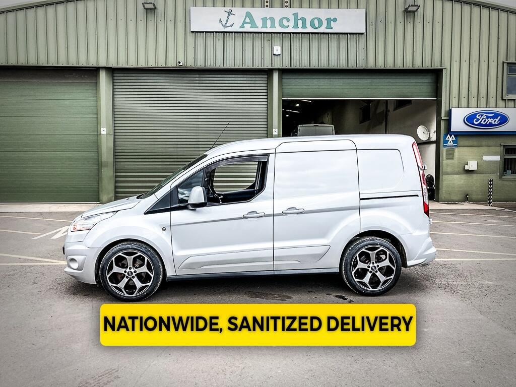 Ford Transit Connect SF15 UTO