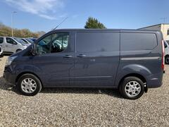 Ford Transit Custom BJ64 LRY