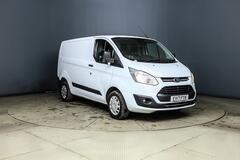Ford Transit Custom EY17 FTK