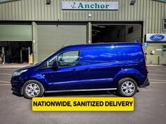 Ford Transit Connect EF17 ONR