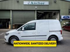 Volkswagen Caddy GC18 YNR
