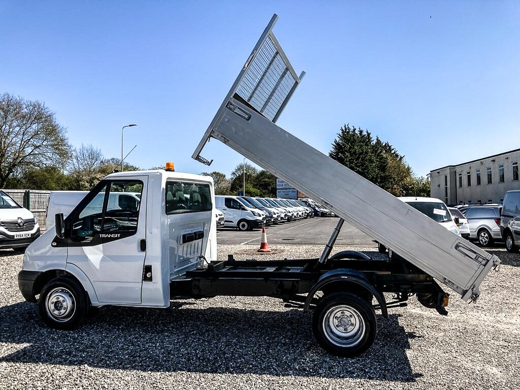 Ford Transit Tipper VK59 PYW