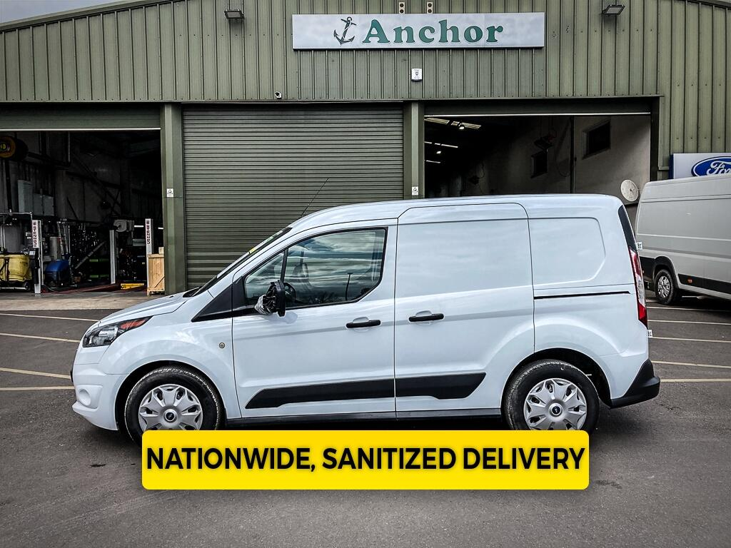 Ford Transit Connect SB17 BXF