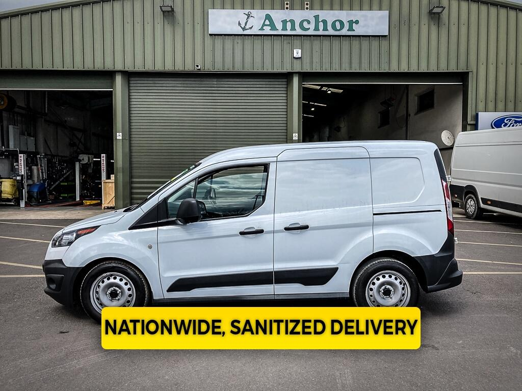 Ford Transit Connect FM66 WLE