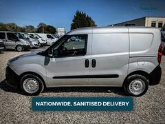 Vauxhall Combo DY64 OBT