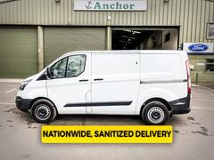 Ford Transit Custom ML17 SJU