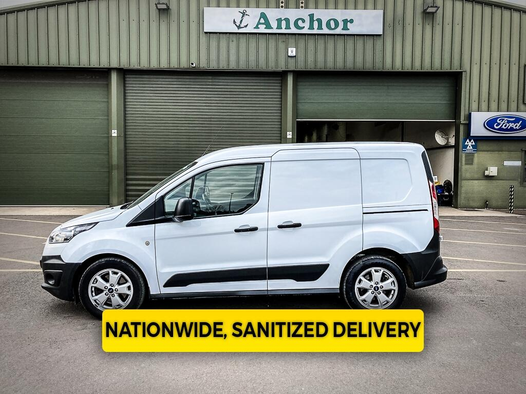 Ford Transit Connect BN65 GEU