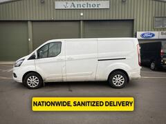 Ford Transit Custom CT18 CUO
