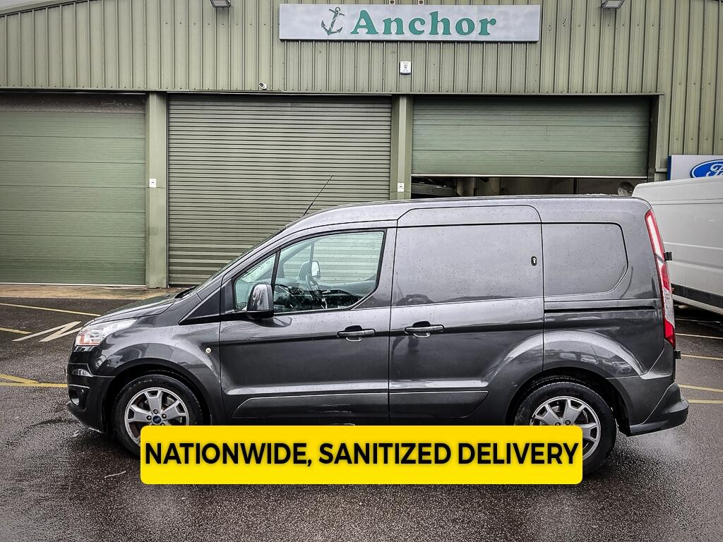 Ford Transit Connect LC15 CZL