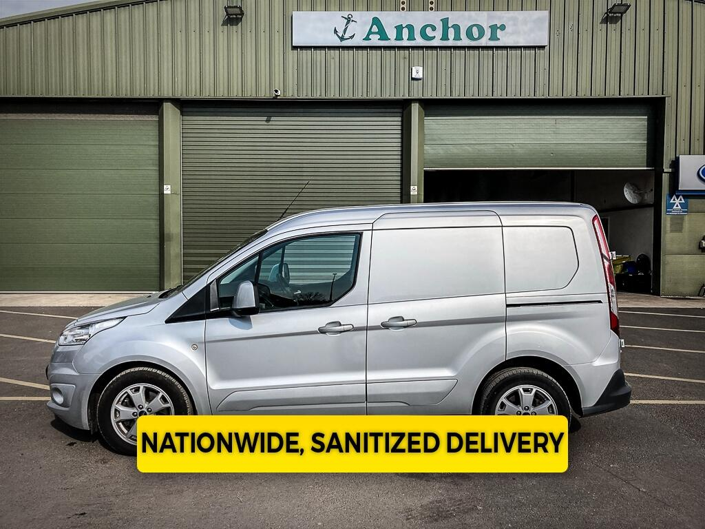 Ford Transit Connect EX67 GVO