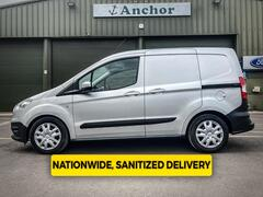 Ford Transit Courier MT64 FPL