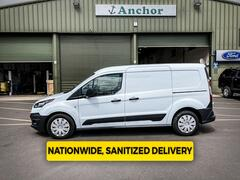 Ford Transit Connect NX17 XSZ