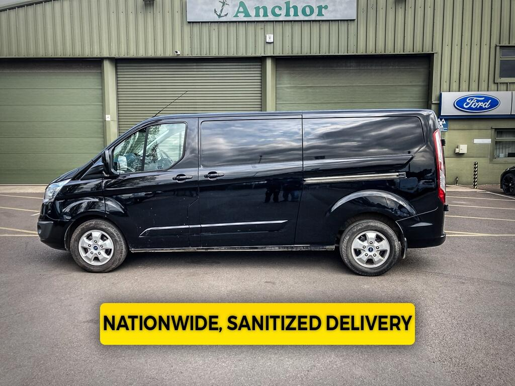 Ford Transit Custom WP17 LWH