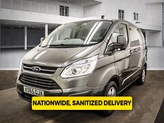 Ford Transit Custom KS65 GJY