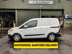 Ford Transit Courier SO65 UEL