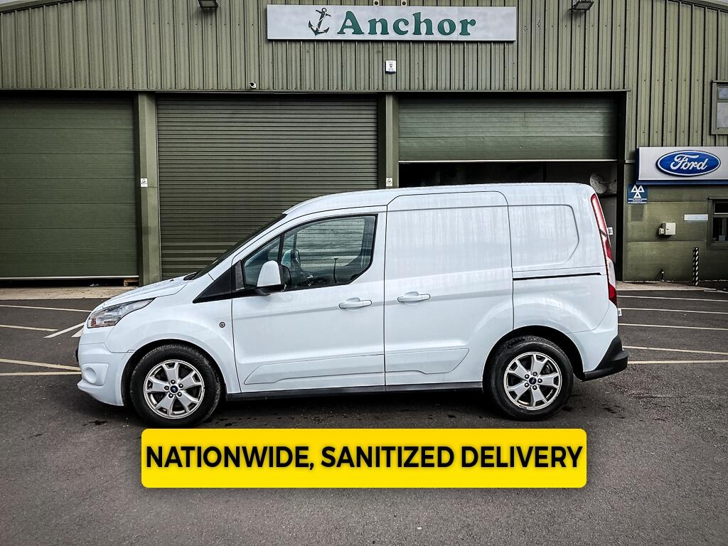 Ford Transit Connect YR65 PXS
