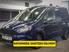 Ford Transit Courier SL17 TEV
