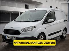 Ford Transit Courier EX16 DCY