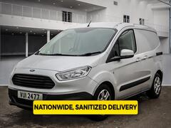 Ford Transit Courier VUI 2477