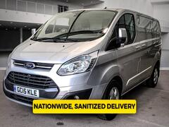 Ford Transit Custom GC15 KLE