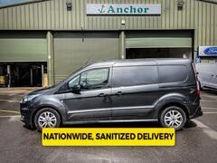 Ford Transit Connect YG69 UNR