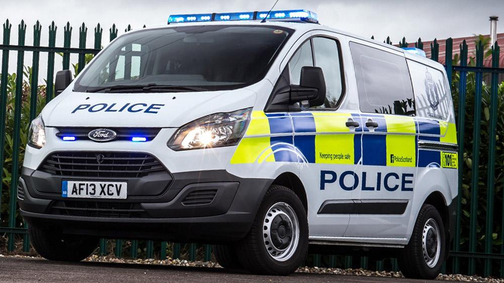 Police Car Rental Uk