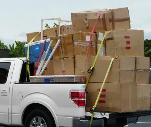 overloading vans