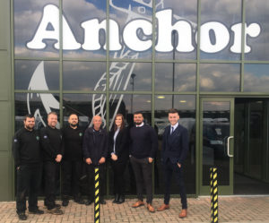 anchor vans new staff