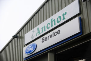 anchor vans service centre